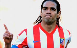 Falcao on Route? (Image from AFP)