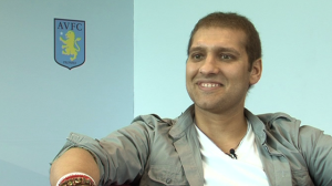 On the mend - Petrov in remission  (Image from PA)