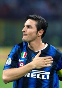 Heart and Soul of Inter - Zanetti  (Image from Getty)
