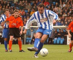 Dundee United loathe Kris Boyd  (Image from STV.co.uk)