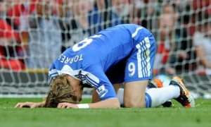 Even Torres misses  (Image from AFP)