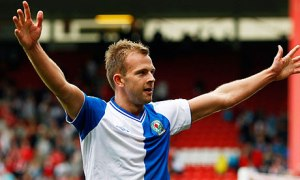 Jordan Rhodes could fire QPR back into the Premiership  (Image from PA)