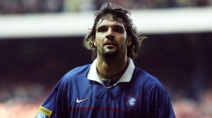 Negri was on fine form for Rangers in his first year  (Image from STV)