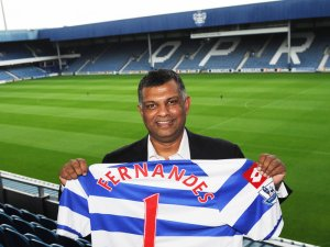 Fernandes backs his team and its bosses all the way  (Image from Getty)
