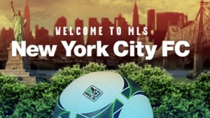 New York City FC joins the MLS (Image from MLS)