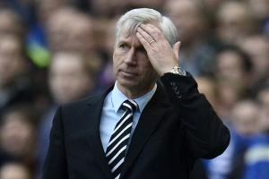 More headaches for Pardew  (Image from Getty)