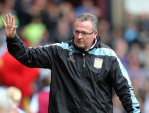 Lambert looking to strengthen Villa's front line before the new season  (Image from Getty)
