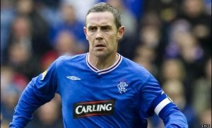 Weir played for Rangers until he was 39  (Image from Getty)