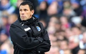 Sacked - Poyet  (Image from Getty)