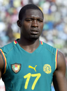 RIP: Marc Vivien Foe (IMAGE FROM GETTY)