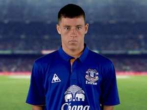 On The Move? Ross Barkley (Image from Everton fc)
