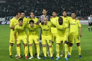 Villarreal FC (Image from PA)
