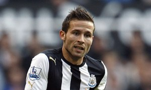 Whats's my name Joe? Cabaye not Cabab  (Image from Getty)