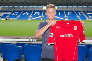 Andreas Cornelius could turn out to be a bargain  (Image from PA)