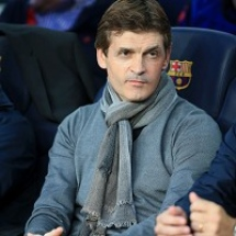 Tito Vilanova has stood down for medical reasons (Image from Getty)