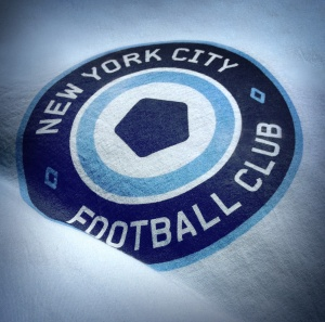 NYCFC Logo concept (Image from Hyperakt)