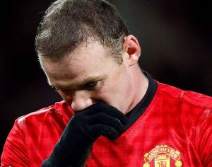 Lots to think about for Rooney  (Image from Getty)