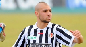 Showing Promise - new signing Simone Zaza  (Image from AFP)