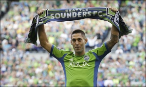 Seattle bring back Demspey to the MLS (Image from MLS)