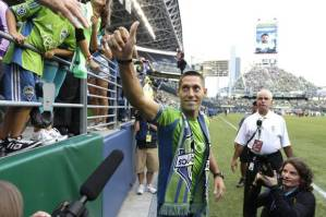 Dempsey back home but for what reason?  (Image from Getty)
