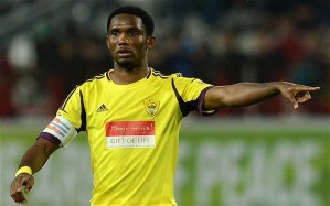 For Sale - Samuel Eto'o (Image from PA)