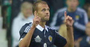 Scotland fans are hoping Rhodes will be their new saviour  (Image from Getty)