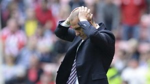 Paolo Di Can't  - Mistake fro Sunderland  (Image from AP)