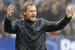 Gone - Fink's time as Hamburg boss is up  (Image from PA)