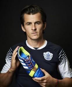 Barton is the first professional player to support the campaign  (Image from Metro.co.uk)