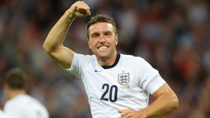 England's new Number 9? (Image from PA)