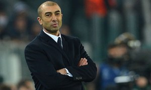 Calming influence - Di Matteo  (Image from AFP)