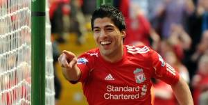 Luis Suarez is back (Image from Getty)