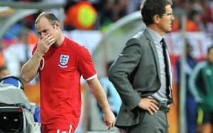 Rooney has too often been quiet at major tournaments  (Image from Getty)