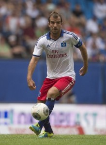 Key to Hamburg's success - Van Der Vaart  (Image from JOHANNES EISELE/AFP/Getty Images)