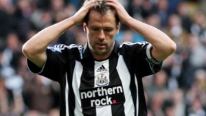 Owen's comments won't have helped him in Newcastle (Image from Getty)