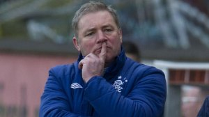 McCoist has taken a pay cut due to rising debt (Image from Daily Record)