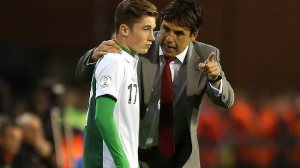 Coleman secures Wilson before England did  (Image from AFP)