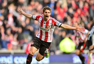 Borini's strike sinks Newcastle  (Image from Getty)