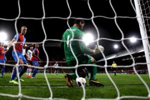 Fulham came from behind to beat Palace on Monday  (Image from AFP)