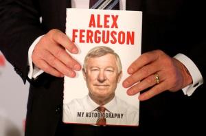 Sir Alex Ferguson book (Image from Getty)