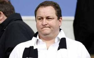will welcome Owen's defence - Mike Ashley (Image from PA)