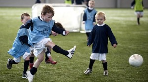 Fun and Fitness on the agenda for scottish kids (Image from Getty)