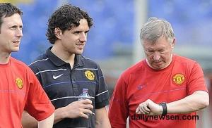 Ferguson cited Hargreaves as a poor signing  (Image from Dailynewsen.com)
