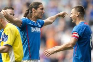 New partnership - McCulloch and Mohsni  (Image from DailyRecord)