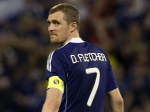 Scotland are hoping that Fletcher can lead them to their next tournament  (Image from PA)