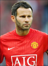 Giggs at 40 (Image from PA)