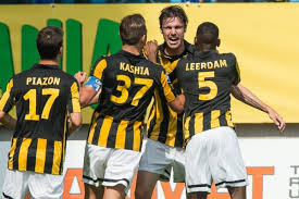 Vitesse, champions 2013-2014? (Image from PA)