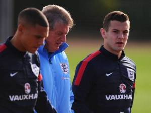 Hodgson has tested a variety of players for England  (Image from Getty)