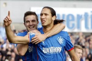 Can Rangers Finish the season unbeaten? (Image from PA)