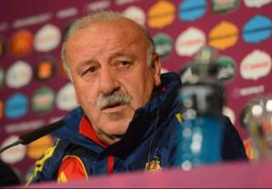 Tactical Surprise from Del Bosque  (Image from Getty)